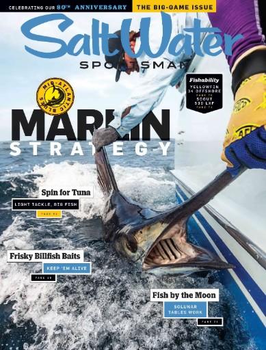 Salt Water Sportsman Magazine Subscriptions