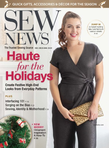 Sew News Magazine Subscriptions