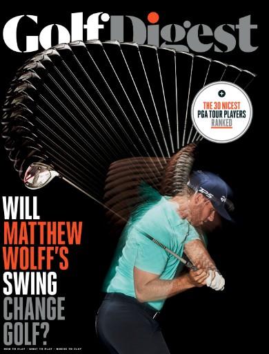 Golf Digest Magazine Subscriptions