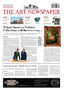 Art Newspaper Magazine Subscriptions
