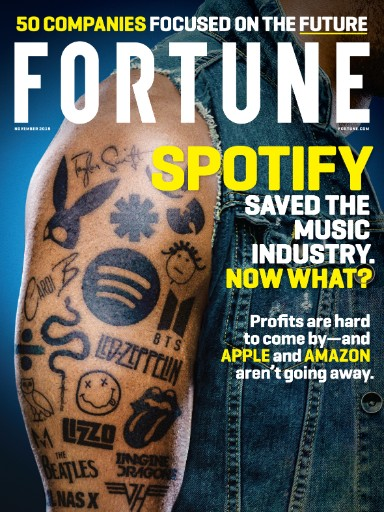 Fortune Magazine Subscriptions