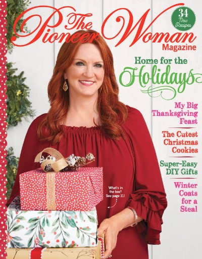 Pioneer Woman Magazine Magazine Subscriptions