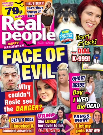 Real People Magazine Subscriptions