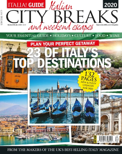 Italia! Guide Magazine Magazine Subscriptions