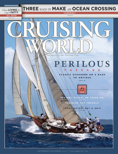 Cruising World Magazine Subscriptions