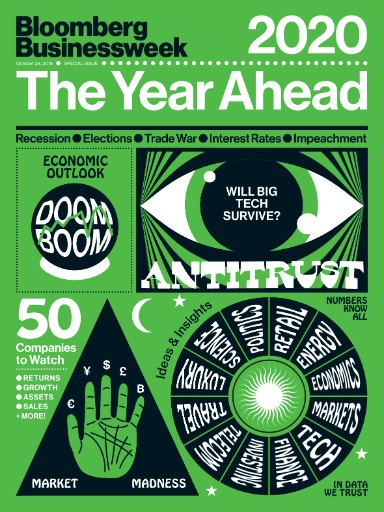 Bloomberg (Asia Edition) Magazine Subscriptions