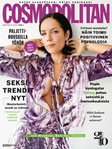 Cosmopolitan (Finland Edition) Magazine Subscriptions