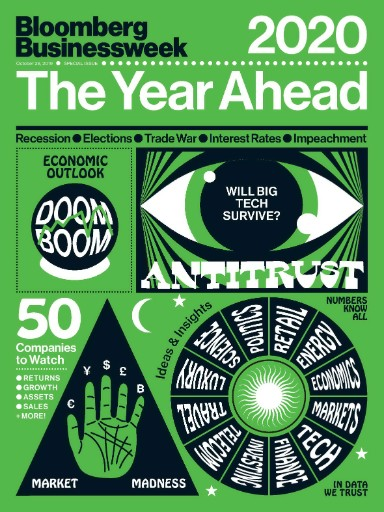 Bloomberg (Europe Edition) Magazine Subscriptions