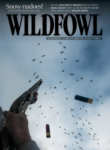 Wildfowl Magazine Subscriptions