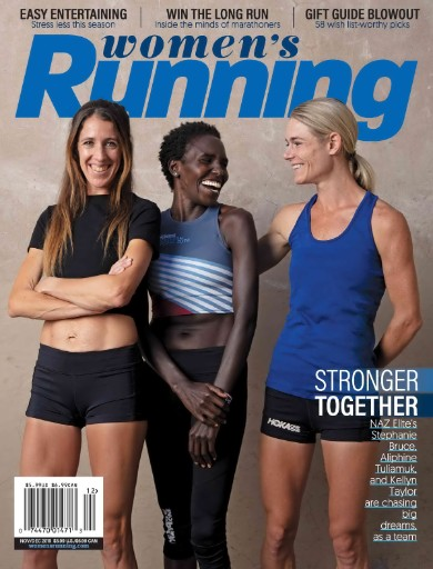 Women's Running Magazine Subscriptions
