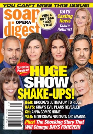 Soap Opera Digest Magazine Subscriptions
