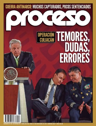 Proceso Magazine Subscriptions