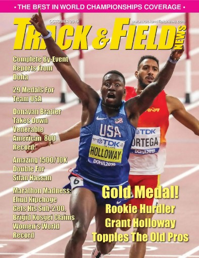 Track & Field News Magazine Subscriptions