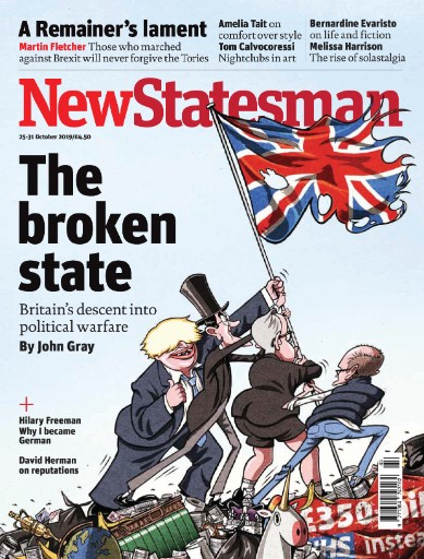 New Statesman Magazine Subscriptions