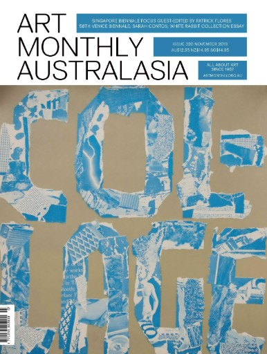 Art Monthly Australasia Magazine Subscriptions