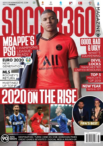 Soccer 360 Magazine Subscriptions