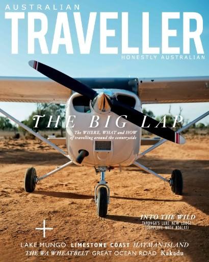 Australian Traveller Magazine Subscriptions