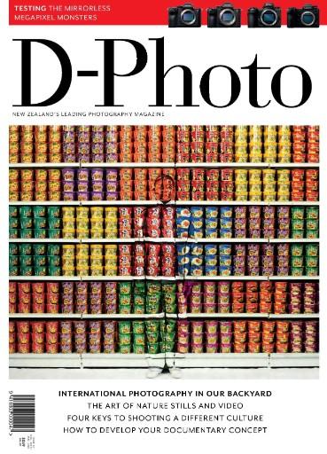D-Photo Magazine Subscriptions