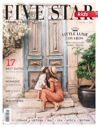 Five Star Kids Magazine Subscriptions
