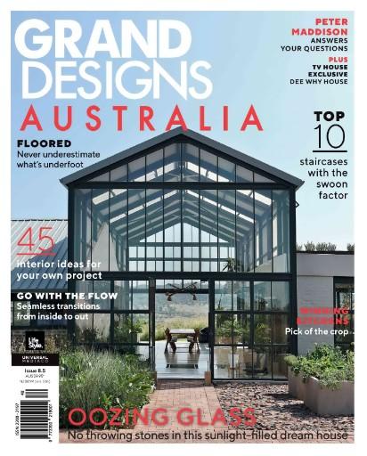 Grand Designs Australia Magazine Subscriptions