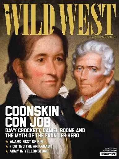 Wild West Magazine Subscriptions