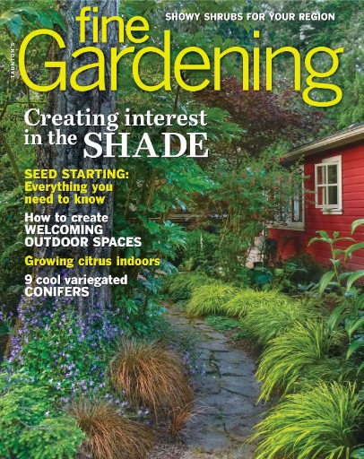 Fine Gardening Magazine Subscriptions