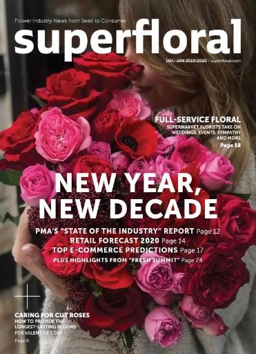 Super Floral Magazine Magazine Subscriptions