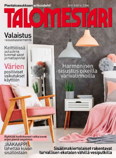 Talomestari Magazine Subscriptions