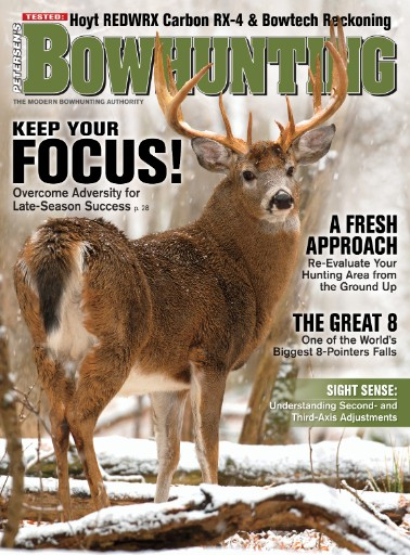 Petersen's Bowhunting Magazine Subscriptions