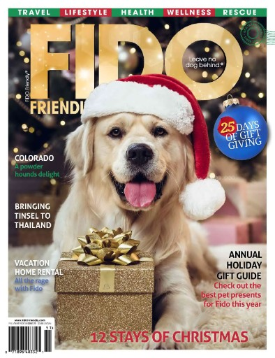 FIDO Friendly Magazine Subscriptions