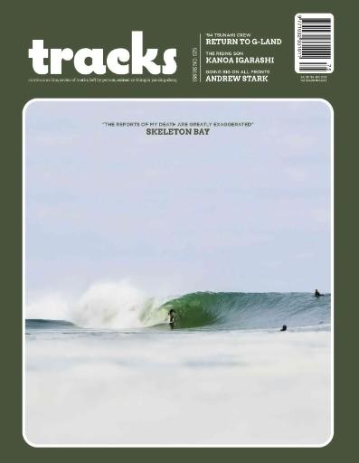 Tracks Magazine Subscriptions