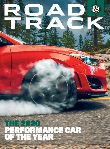 Road & Track Magazine Subscriptions