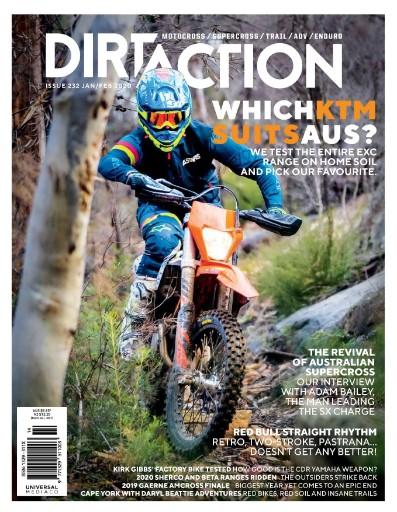 DIRT ACTION Magazine Subscriptions