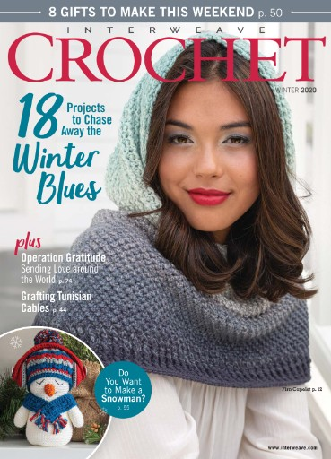 Interweave Crochet Magazine Subscriptions