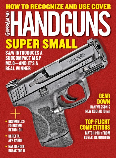 Handguns Magazine Subscriptions