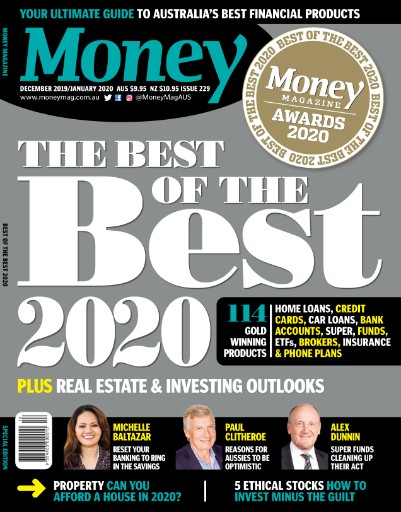 Money (Australia Edition) Magazine Subscriptions