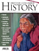 British Columbia History Magazine Subscriptions