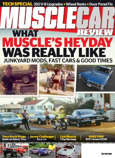 Muscle Car Review Magazine Subscriptions