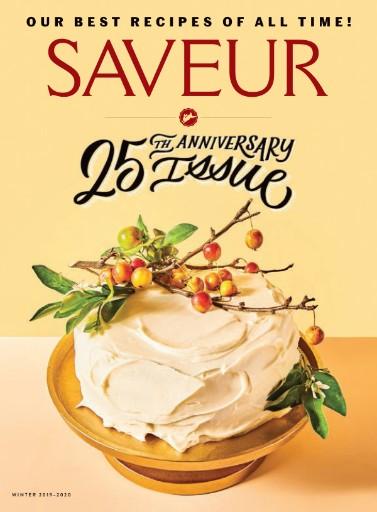 Saveur Magazine Subscriptions