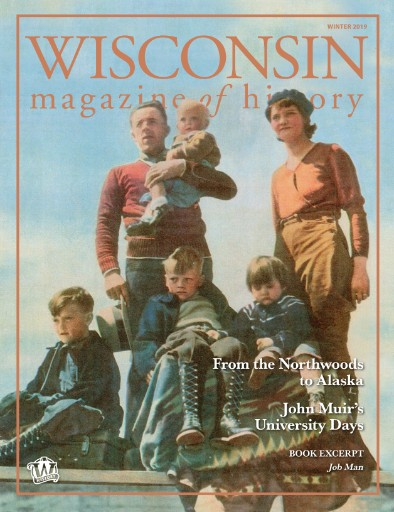 Wisconsin Magazine of History Magazine Subscriptions