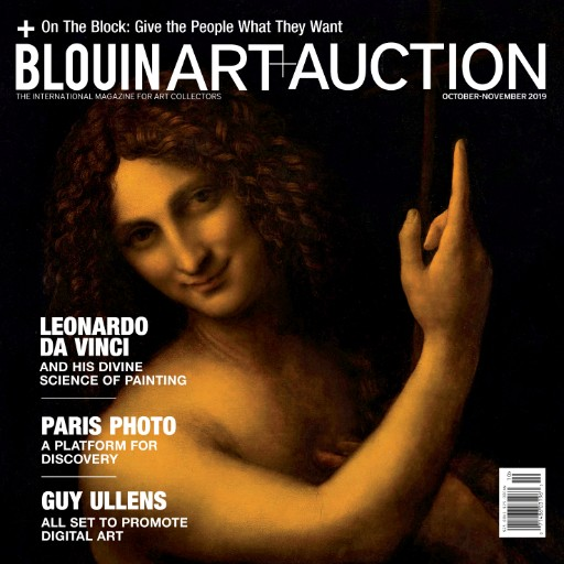Blouin Art + Auction Magazine Subscriptions
