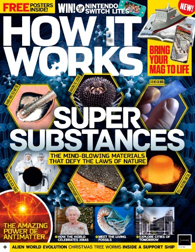 How It Works Magazine Subscriptions