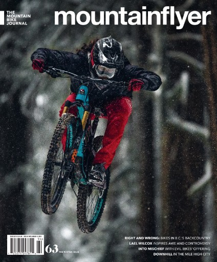 Mountain Flyer Magazine Subscriptions