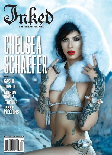 Inked Magazine Subscriptions