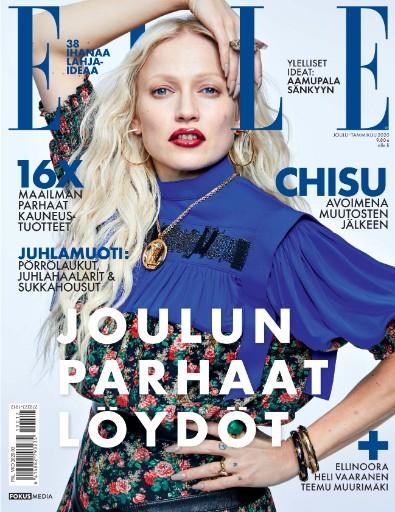 Elle (Finland Edition) Magazine Subscriptions