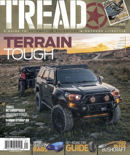 Tread Magazine Subscriptions