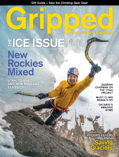 Gripped: The Climbing Magazine Magazine Subscriptions