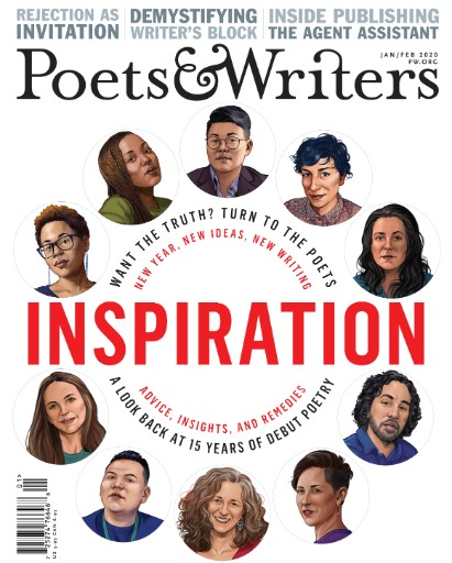 Poets & Writers Magazine Subscriptions