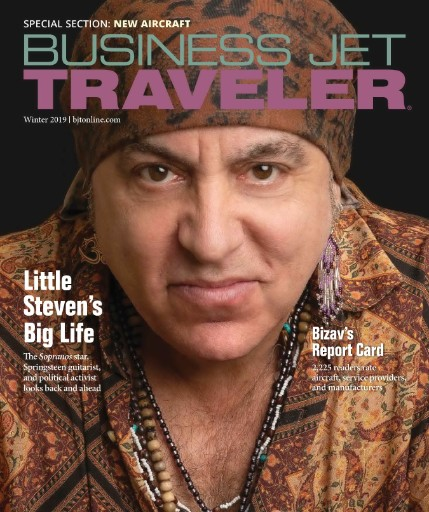 Business Jet Traveler Magazine Subscriptions