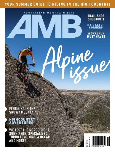 Australian Mountain Bike Magazine Subscriptions